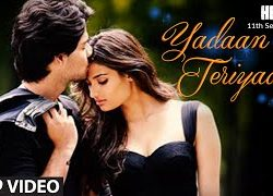 Yadaan Teriyaan – Hero (2015) Video Song 1080P HD