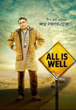 All Is Well (2015) Hindi Movie HD 480p Download 350MB