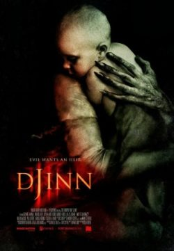 Djinn (2013) 225MB BRRip 480P English