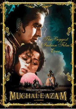 Mughal-E-Azam (1957) Hindi Movie 250MB 720p