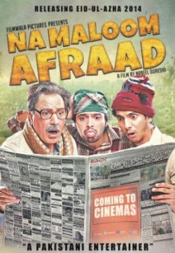 Na Maloom Afraad (2014) Pakistani Movie 300MB HD 480P