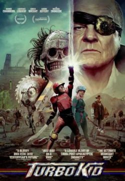 Turbo Kid (2015) DVDRip Full Movie Watch Online
