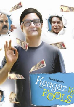 Kaagaz Ke Fools 2015 Hindi Movie DVDRip 300MB