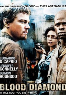 Blood Diamond 2006 Hindi Dubbed Watch Online HD