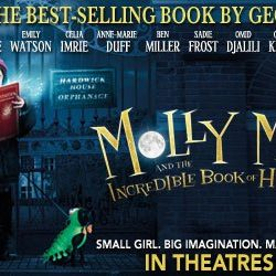 Molly Moon and the Incredible Book of Hypnotism (2015) 480p