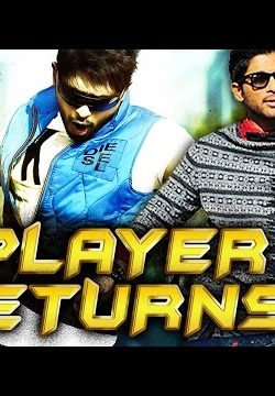 Player Returns (2015) Hindi Dubbed 400MB
