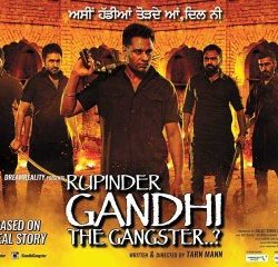 Rupinder Gandhi The Gangster 2015 Full Movie Watch Online HD 480p