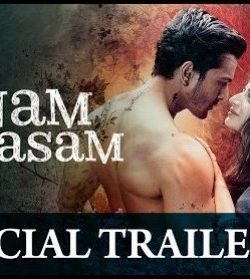 Sanam Teri Kasam HD Official Trailer 720p