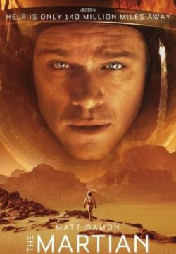 The Martian 2015 Dual Audio HD 720P 300MB