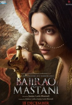 Bajirao Mastani 2015 Hindi Movie DVDScr 300MB