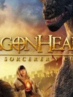 Dragonheart 3 The Sorcerers Curse (2015) BluRay 480p
