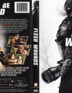 Flesh Wounds 2011 Hindi Dubbed Dual Audio 700MB