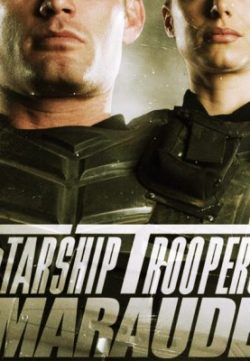 Starship Troopers 3 Marauder 2008 Dual Audio BRRip 480p