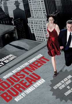 The Adjustment Bureau (2011) Hindi Dubbed 720p
