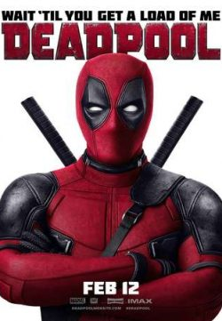 Deadpool 2016 Hindi Dubbed Download DVDRIP 480p