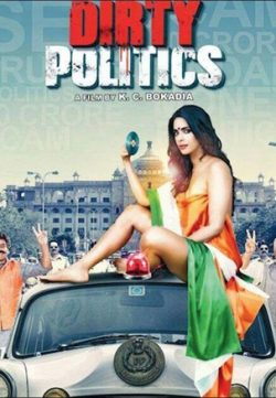 Dirty Politics 2015 Hindi Movie Download DVDRIp 400MB
