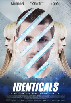 Identicals (2016) English Movie DVDRip 480p
