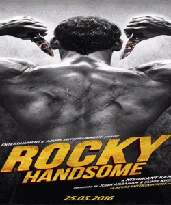 Rocky Handsome (2016) Hindi Movie DVDRIP 480P