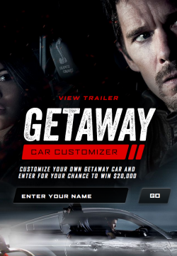 Getaway 2013 Full Movie in Hindi Dubbed Download 720P
