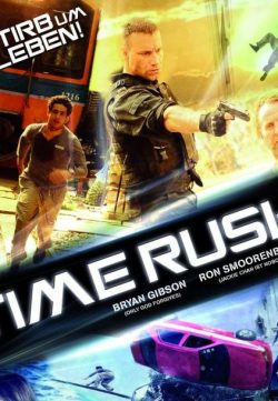 Time Rush (2016) English Movie Download DVDRip 600MB