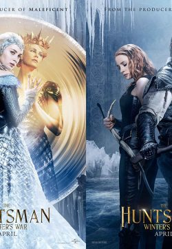 The Huntsman Winters War 2016 English DVDRIP 250MB
