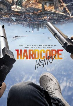 Hardcore Henry 2016 English DVDRIp 400MB