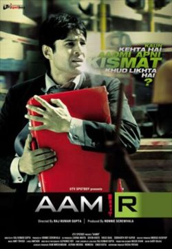 Aamir 2008 Hindi HDRip 200MB