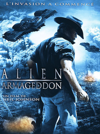 Alien Armageddon 2011 Hindi Dubbed