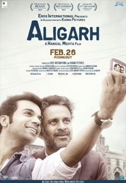 Aligarh 2016 Hindi Movie DVDRip 300MB