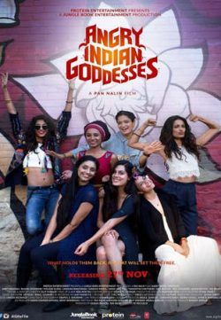 Angry Indian Goddesses 2015 Hindi Movie DVDRIP 200MB