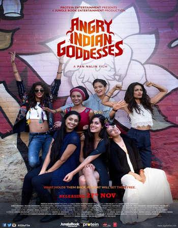 Angry Indian Goddesses 2015