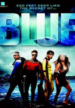 Blue 2009 Hindi Movie HDRIP 480p Direct Link Download 200MB