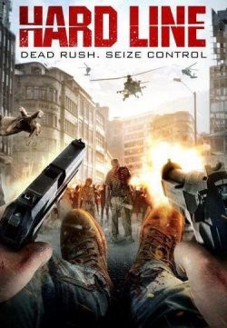 Hard Line Dead Rush (2016) English DVDRIp 480p