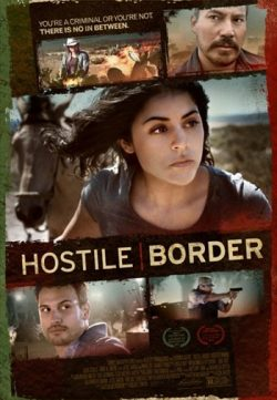 Hostile Border 2015 English Movie BlueRay 350MB