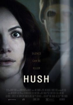 Hush 2016 English Movie WEBRip 720p Download 600MB