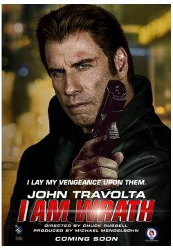 I Am Wrath (2016) English Movie HDRIP 480p