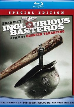 Inglourious Basterds 2009 Hindi Dubbed BluRay 720p