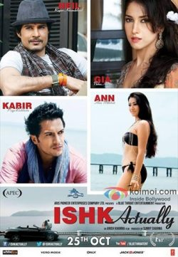 Ishk Actually 2013 Hindi Movie 300mb DVDRIp 480p