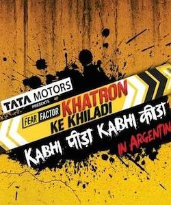 Khatron Ke Khiladi 7 Hindi 02 April 2016 DVDRIp 250MB
