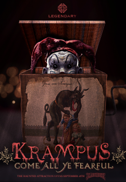 Krampus (2015) Dual Audio DVDRIP 400MB
