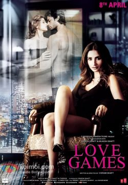 Love Games 2016 Hindi Movie DVDRIP 200MB