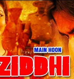 Main Hoon Ziddhi (2015) Hindi Dubbed DVDRIP 450MB