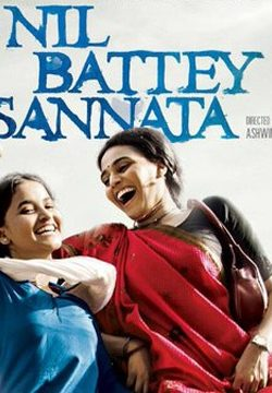 Nil Battey Sannata(2016) Hindi DVDScr 350MB