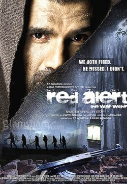 Red Alert The War Within 2009 Hindi Movie DVDRIP 480p