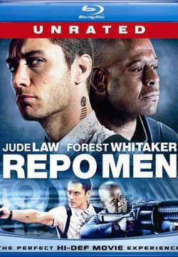 Repo Men (2010) Hindi Dubbed BluRay 300MB 720p