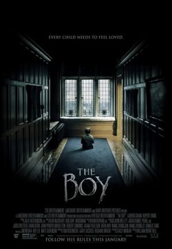 The Boy 2016 English 800MB Download HDRip 480p