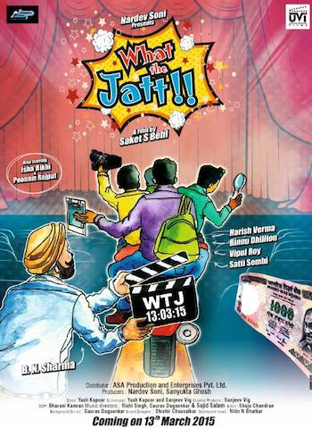 What The Jatt 2015