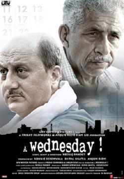 A Wednesday (2008) Hindi Movie BRRip 720p