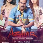Azhar 2016 Hindi Movie DVDScr 720p
