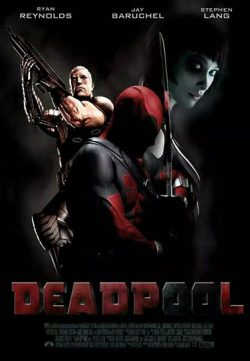Deadpool (2016) Dual Audio 480p HDrip 100MB